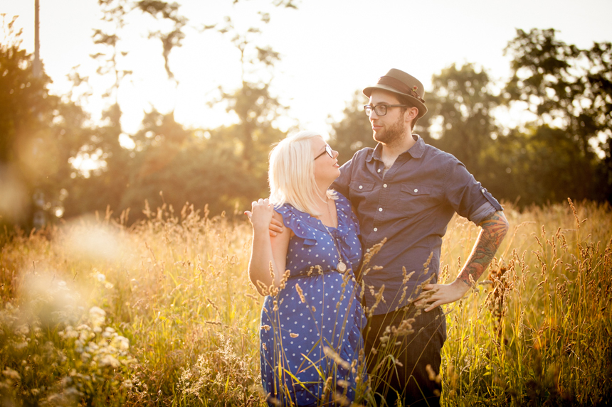 Bartram's Garden engagement :: Ashley and Jim :: June 20, 2012