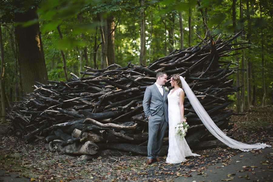 Abington Art Center wedding :: Moira and Kevin :: October 5, 2013