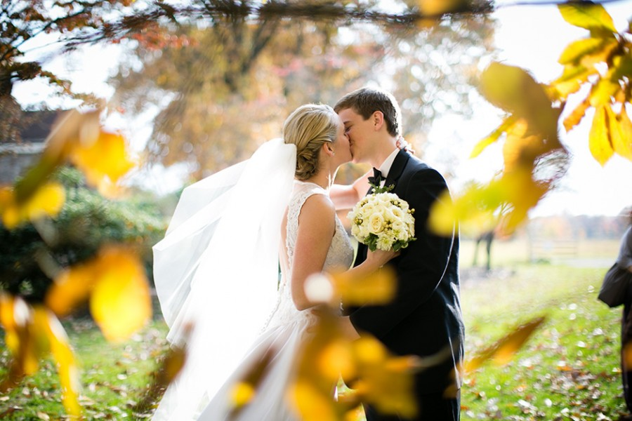 Normandy Farm wedding :: Heather and Adam :: November 2, 2013