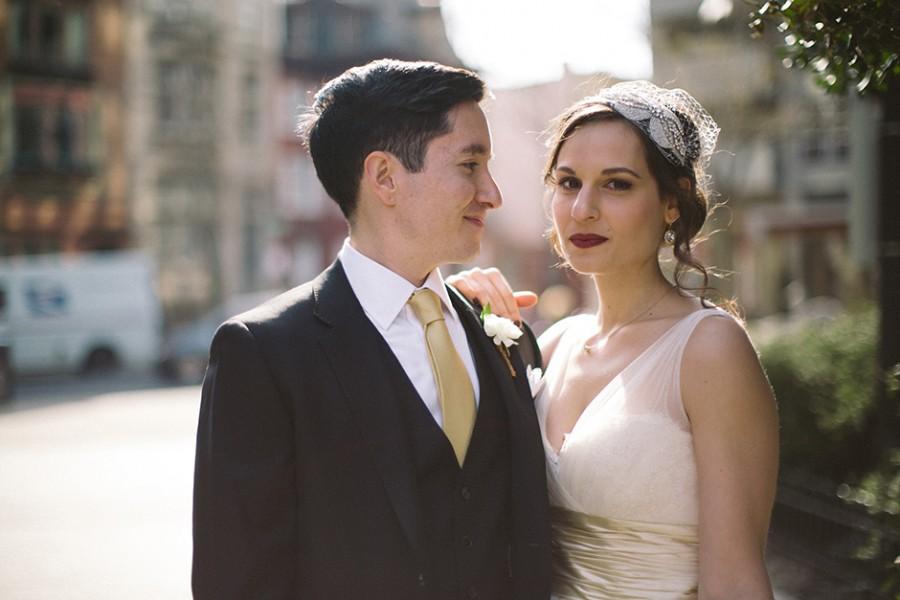 Stotesbury Mansion wedding :: Allison and Scott :: March 22, 2014