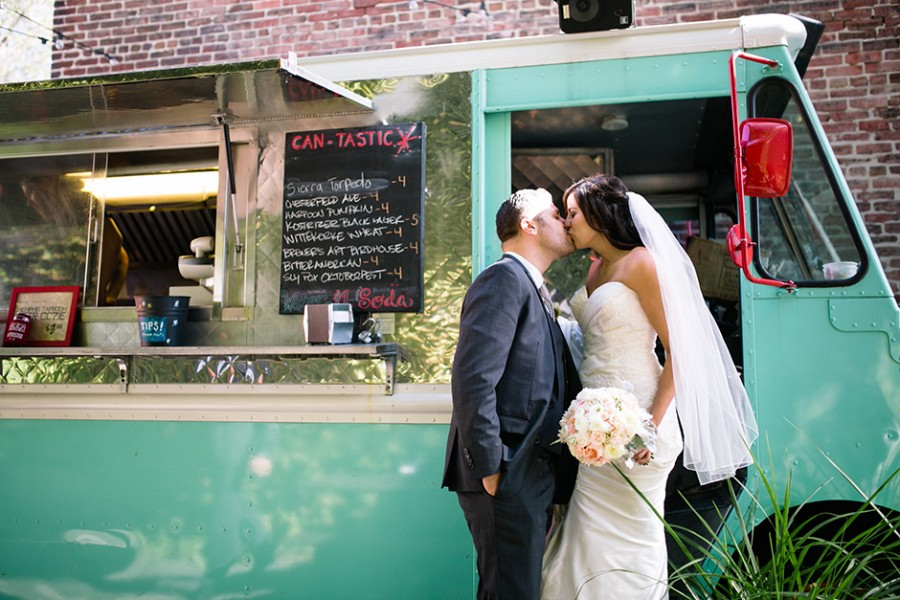 Crane Arts Philadelphia wedding :: Elisa and Matt :: September 27, 2014