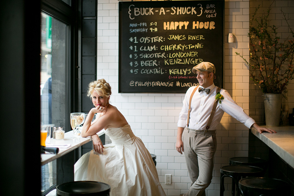 Philadelphia elopement at Oyster House_001