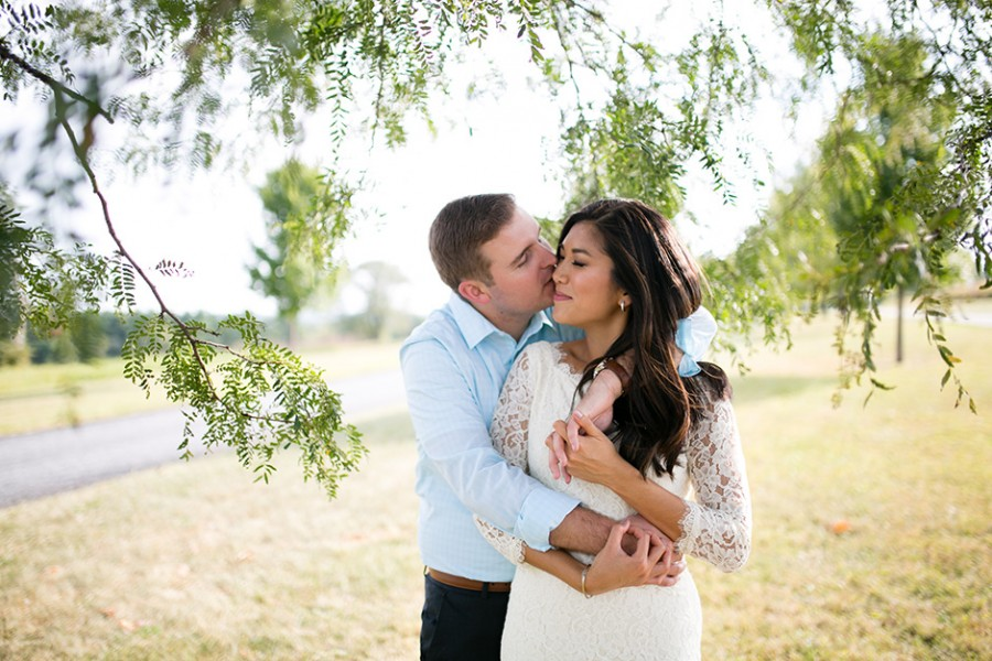 Valley Forge engagement session :: Catherine and Connor