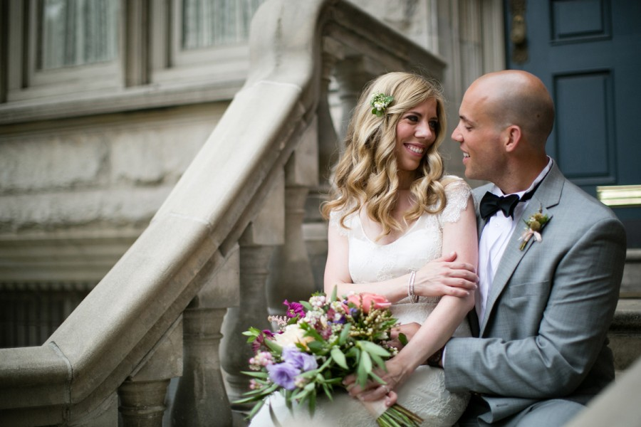 Colleen and Will :: Colonial Dames