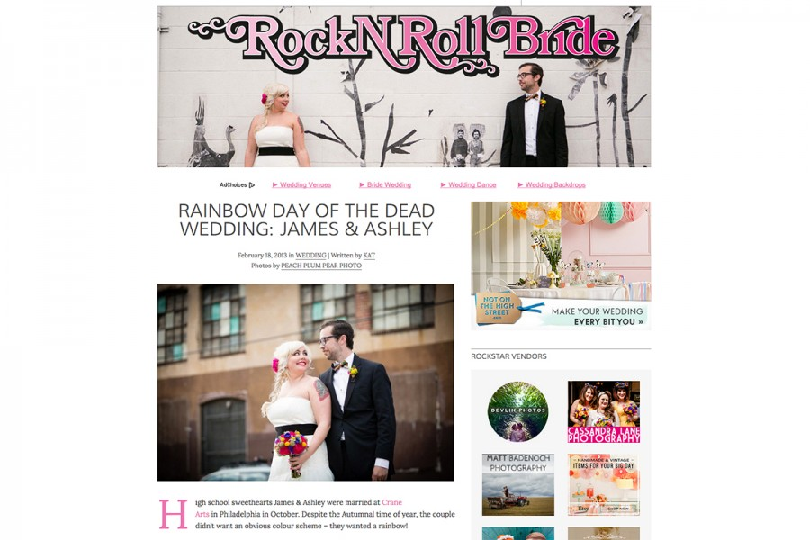 Rock'n'Roll Bride