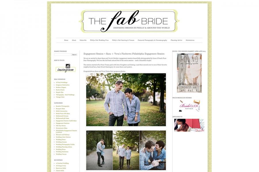 The Fab Bride