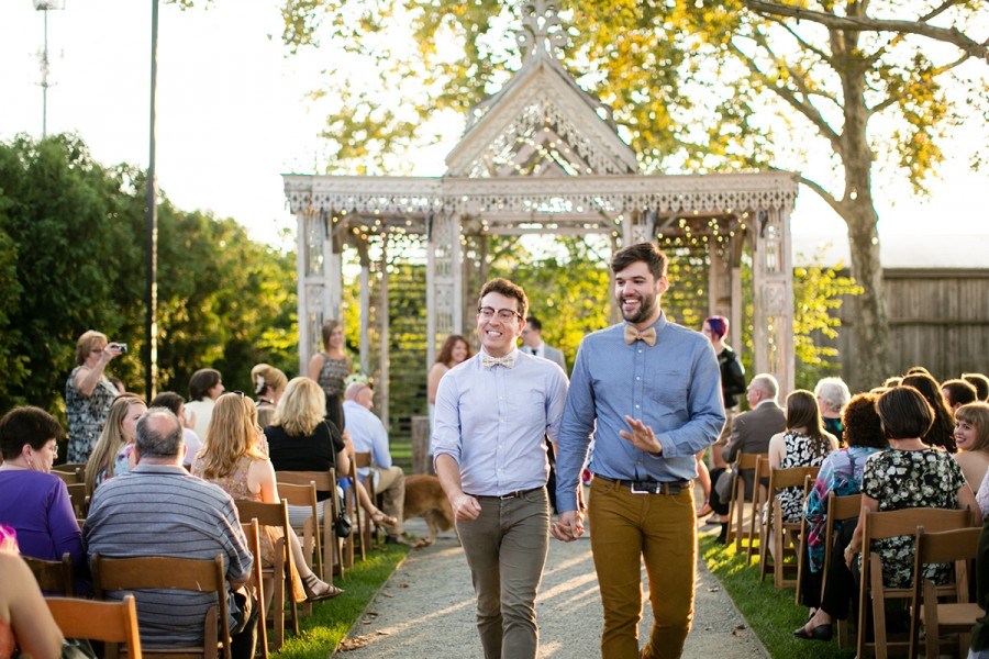 Terrain wedding :: Dan and Anthony