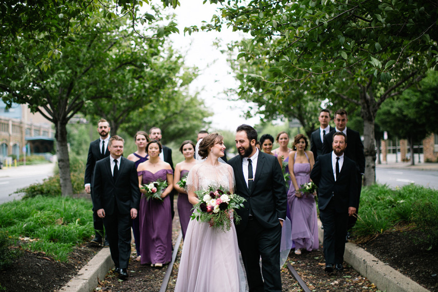 Power Plant Productions wedding :: Sarah and Jason