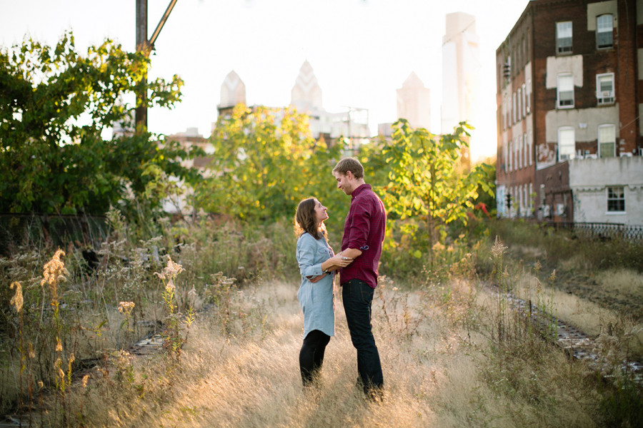 Reading Viaduct engagement :: Pat and Ariel