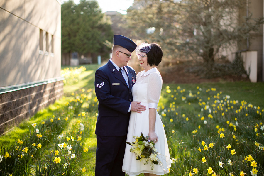 James Michener Art Museum wedding :: Alyson and Don