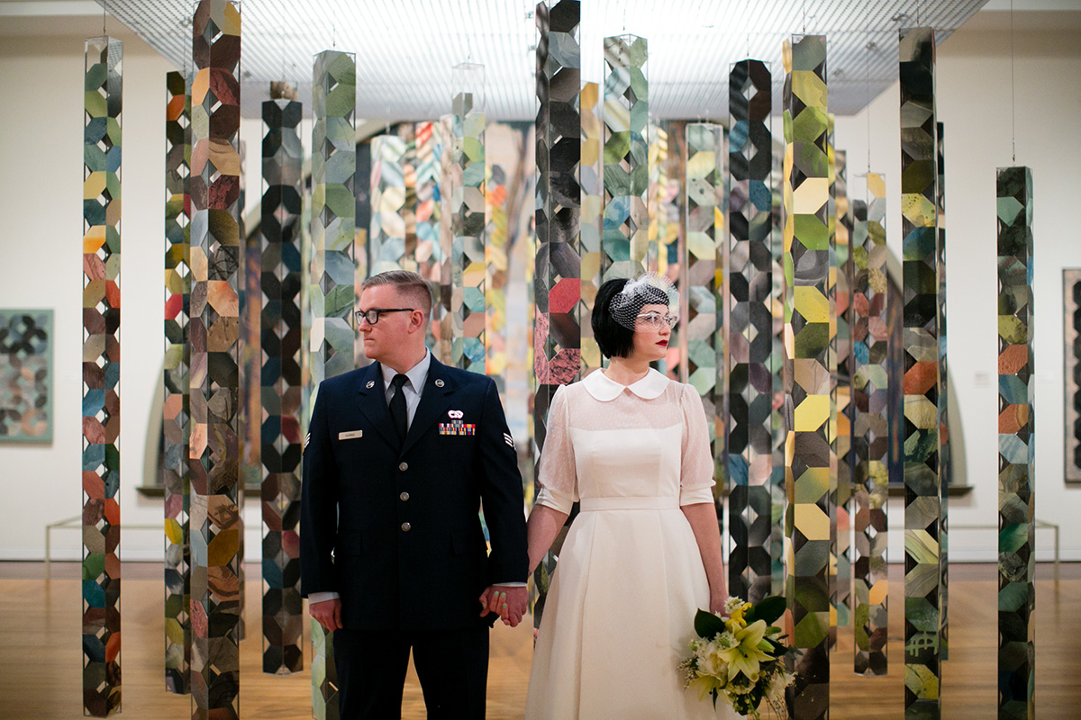 James Michener Art Museum wedding_024