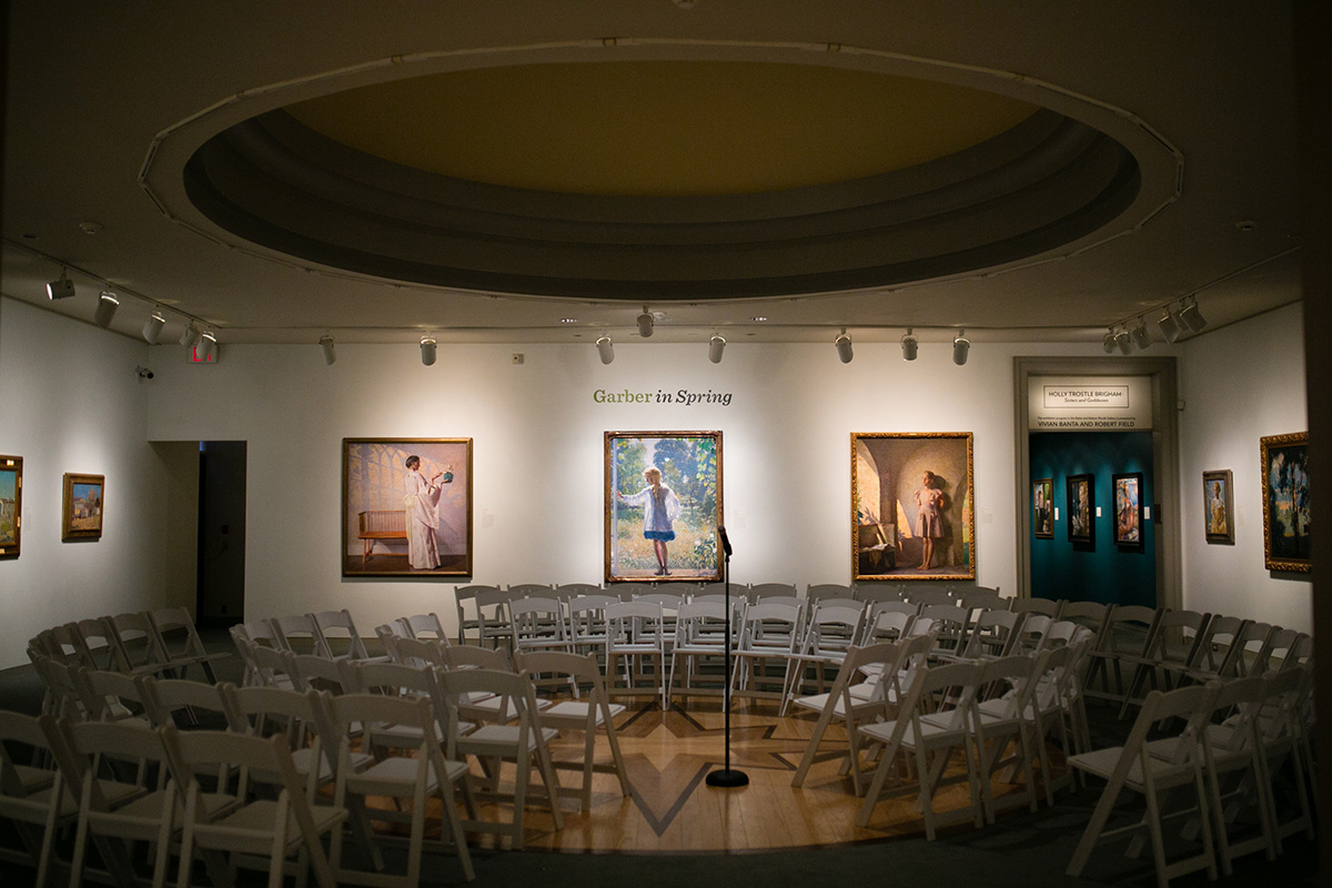 James Michener Art Museum wedding_026