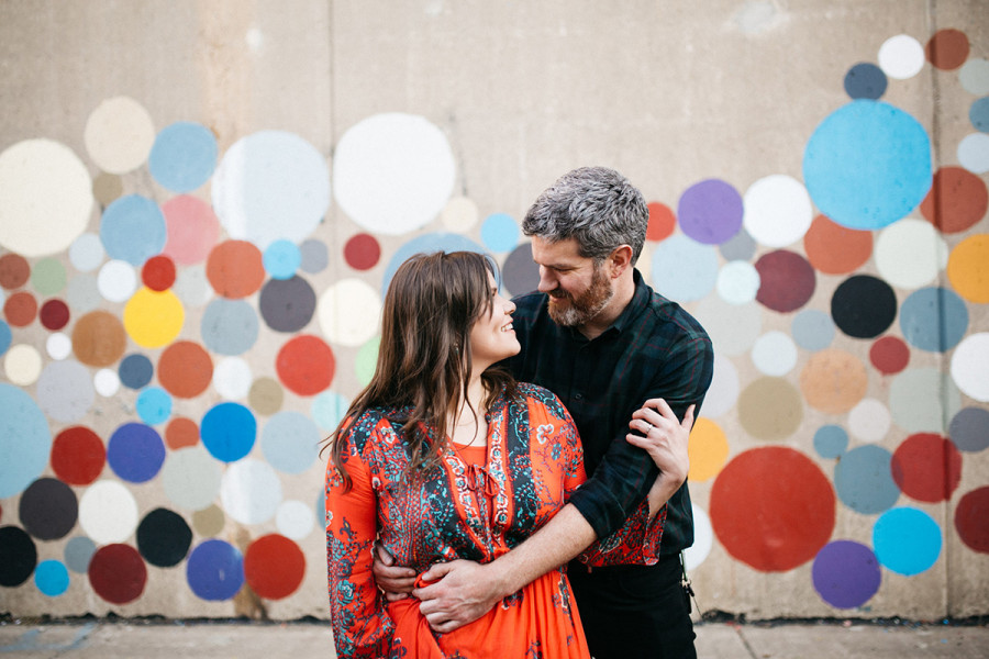 Kensington engagement :: Chelsea and Andrew