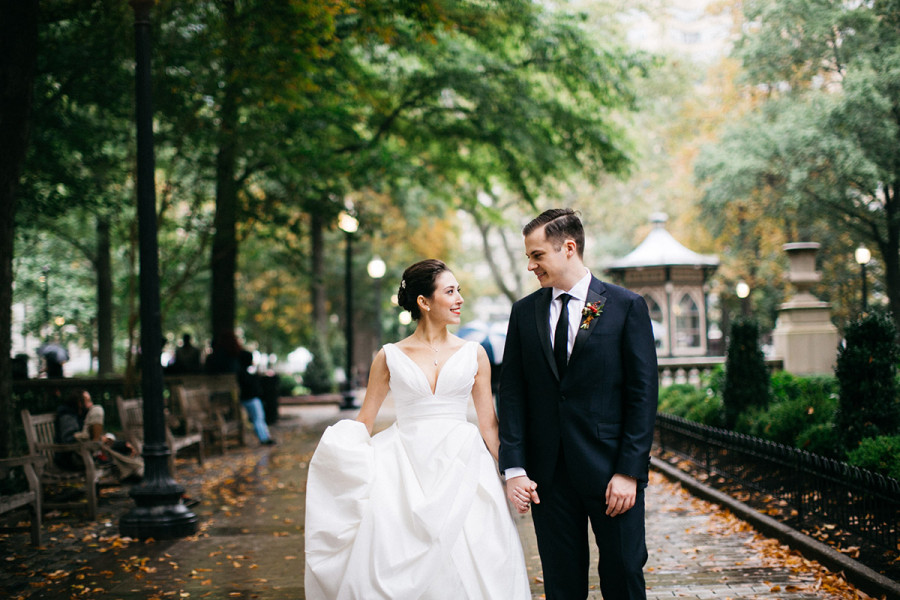 Material Culture wedding :: Pam and Andrew
