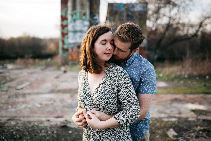 Fishtown engagement :: Caitlin and Dan