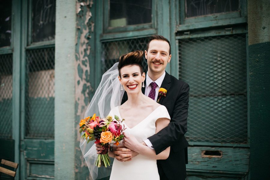 Power Plant Productions wedding :: Jen and Mark