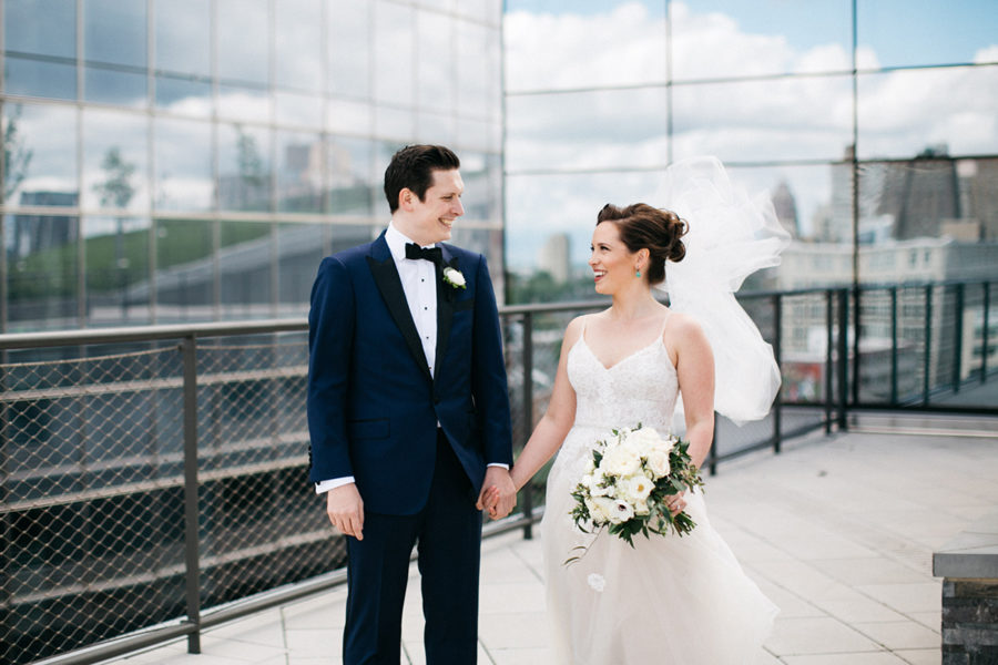 Penn Museum wedding :: Sophie and Scott