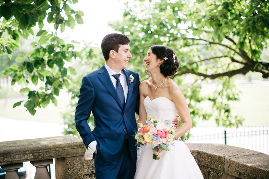 American Swedish Museum wedding :: Katie and Patrick