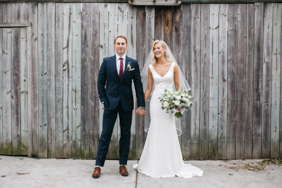 Osteria restaurant and Fishtown wedding :: Justine and Kyle