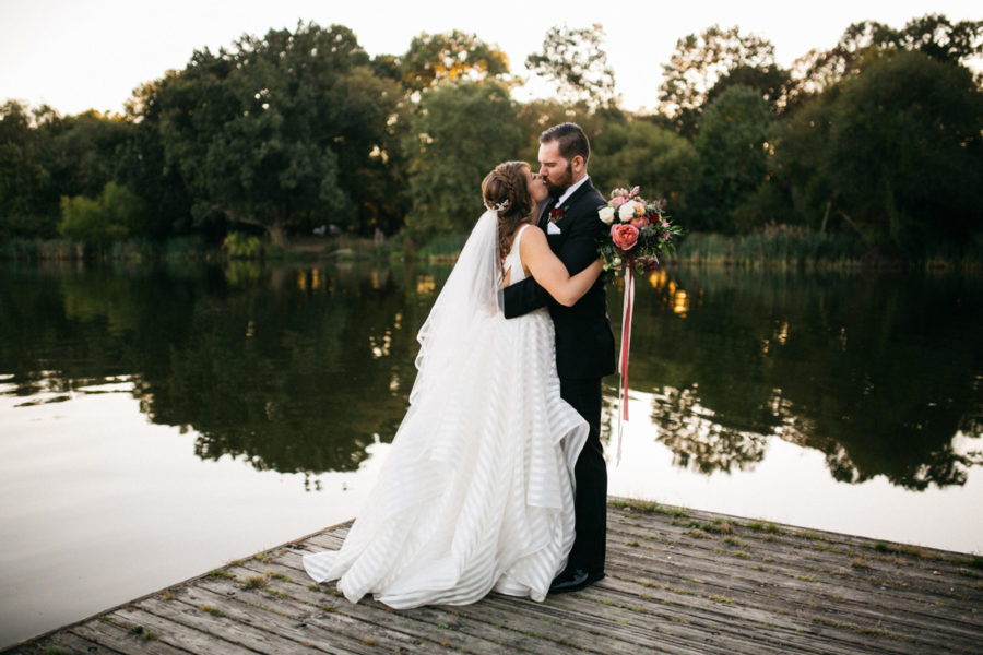 American Swedish Museum wedding :: Margeaux and Matt