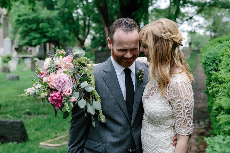 American Swedish Museum wedding :: Lauren and Ben :: by Jau