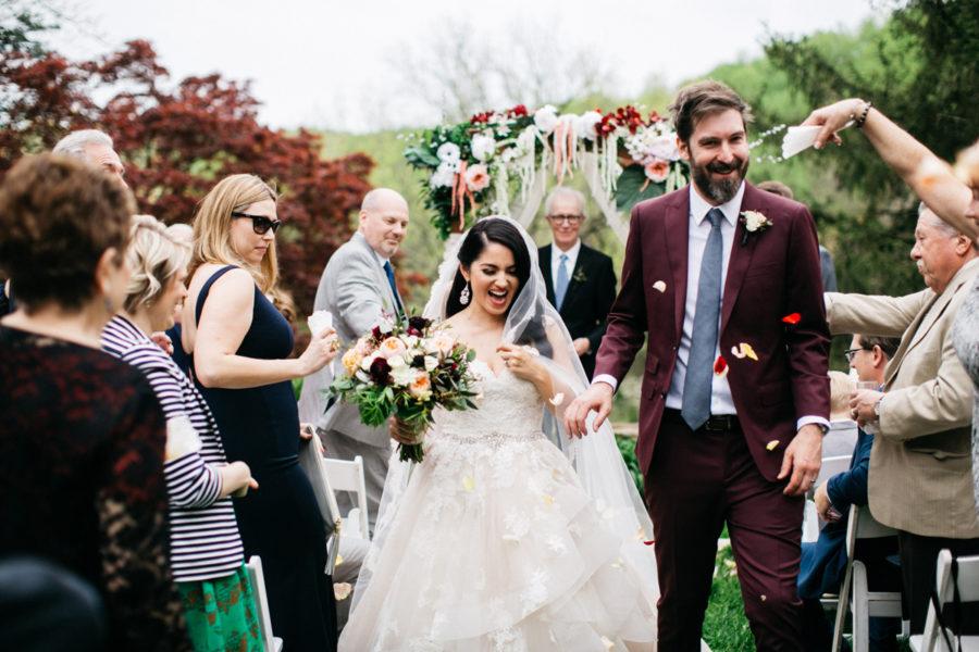 Welkinweir Estate wedding :: Jen and Jeff