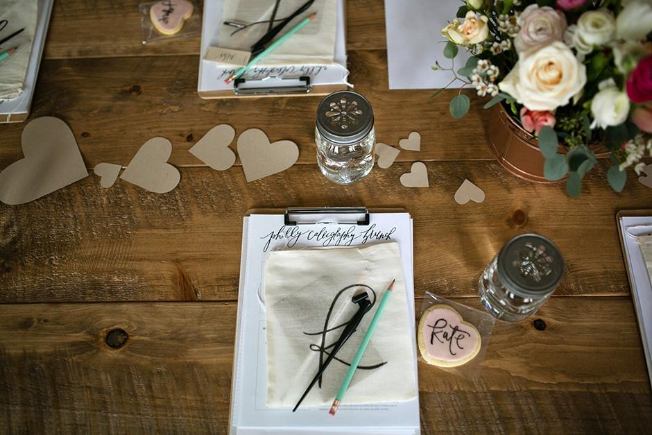 Valentine's Calligraphy Brunch_2