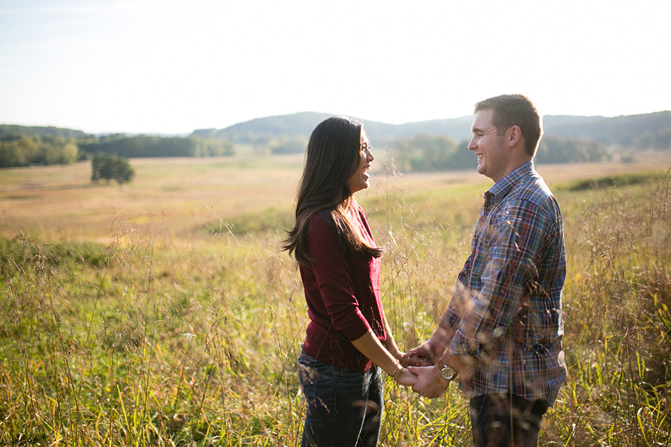 Valley Forge engagement_012
