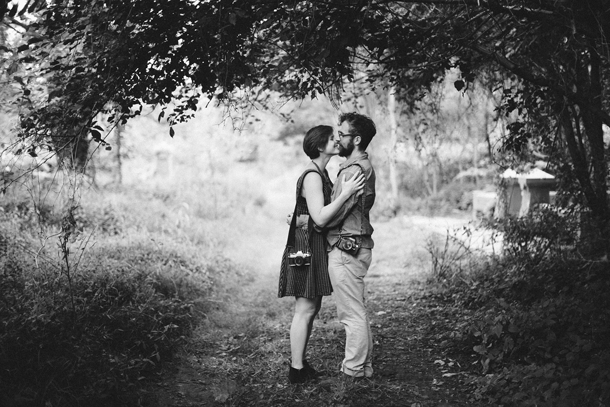 West Philly engagement session_009