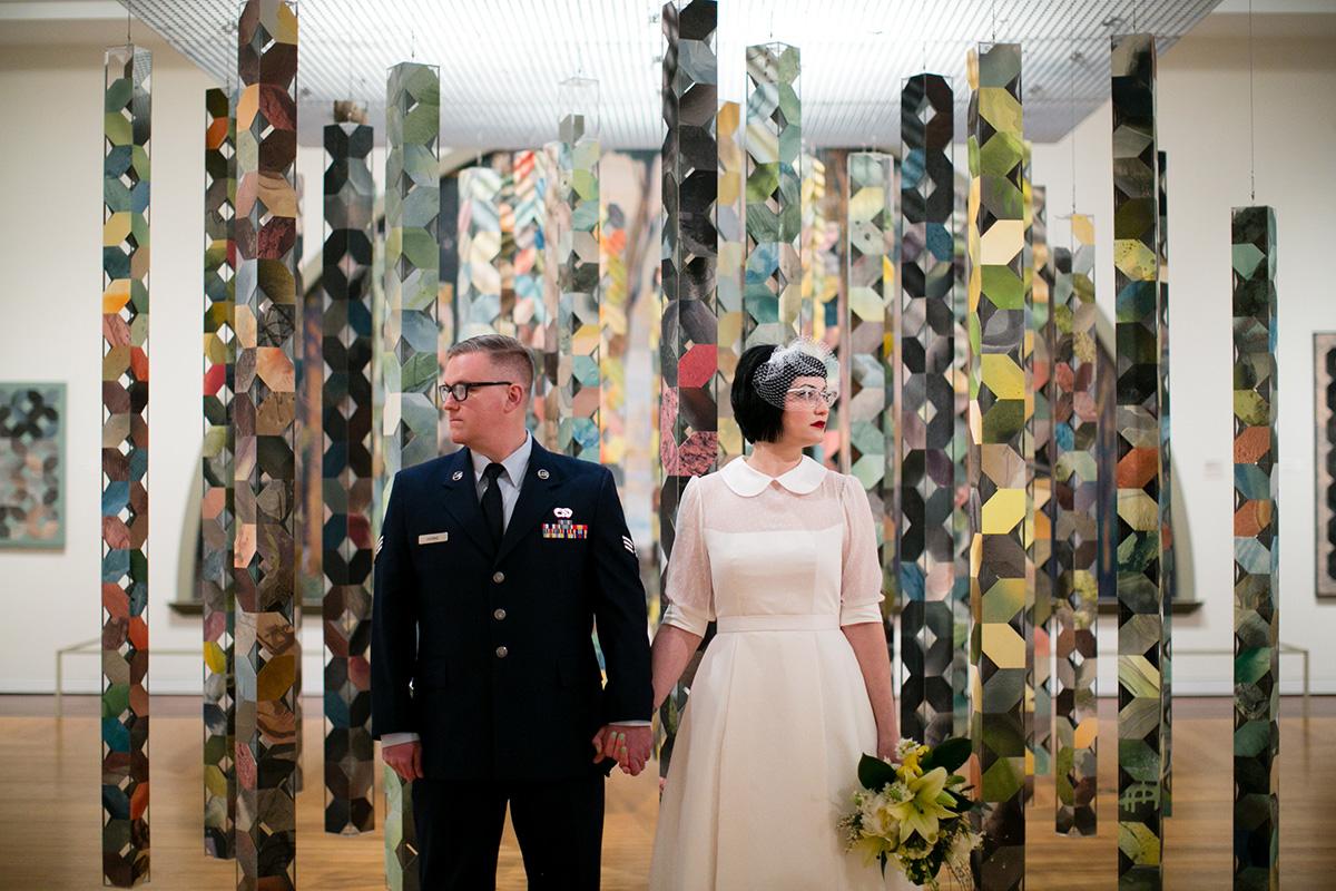James Michener Art Museum wedding_024